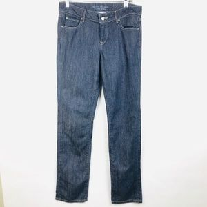 Banana Republic Classic Skinny Black Jeans